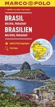 Marco Polo Brazilië - Bolivië - Paraguay - Uruguay