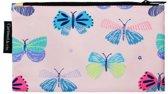 Pennenzak Plat Vlinder Blauw | Caramel & Cie
