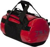 Clique 2-in-1 bag 75 L Rood maat No size