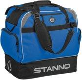 Stanno Sporttas - blauw/zwart/grijs