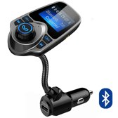 Bluetooth FM Transmitter - LCD Display