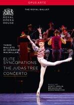Three Ballets By Kenneth Macmillan