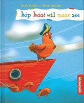 Top - Kip kaat wil naar zee