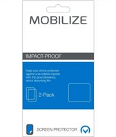Mobilize Impact-Proof 2-pack Screen Protector iPhone 7 (4.7