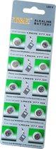 Fako Bijoux® - Horloge Batterijen Op Kaart - 10 Stuks