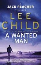 Boekomslag van 'A Wanted Man'