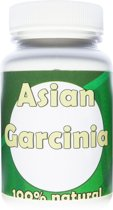 Asian Garcinia - 60 capsules - Voedingssupplement