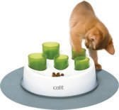 Cat-It Senses 2.0 Digger Interactieve Voerbak - Wit - Ø 24 cm