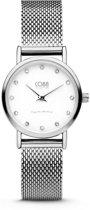 CO88 Collection Watches 8CW 10061 Horloge - Stalen Band - Ø 24 mm - Zilverkleurig
