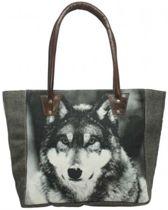 Mars & More tas wolf thema dieren cadeaus