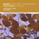 8 Overtures/3 German Dances