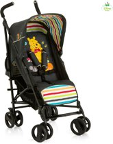 Hauck Roma Pooh Tidy Time - Buggy - Zwart