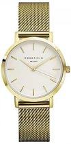 Rosefield The Tribeca Dames Horloge - Goud Ø33mm - TWG-T51