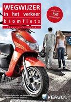 Theorieboek Rijbewijs AM - Wegwijzer in het verkeer bromfiets - 24e druk mei 2017