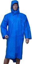 LOWLAND – Poncho – L – Blauw