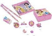 Prinsessen verjaardag set - Feestdecoratievoorwerp - One size