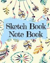 Sketch Book Note Book