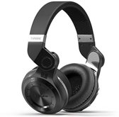 Bluedio T2 Draadloze Bluetooth Hoofdtelefoon - Zwart