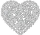 Tonic Studios Mal - Rococo delicate heart 085E