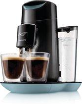 Philips Senseo Twist HD7870/61 Koffiepadmachine - Blauw en Zwart