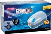 Luchtpomp Crawfish 4500