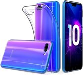 Knaldeals.com - Huawei Honor 10 hoesje - Soft TPU case - transparant