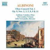 Albinoni: Oboe Concerti Op 9 / Camden, Georgiadis