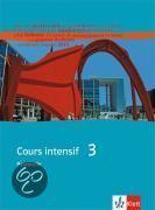 Cours intensif Neu 3. Schülerbuch
