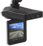 Grundig Digitale Autovideo Camera - Dashcam - HD Ready - 2,5inch LCD - zwart