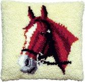 knoopkussen 013.053 paardenhoofd