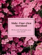 Make-Your-Own Storybook: Write and illustrate your own book!