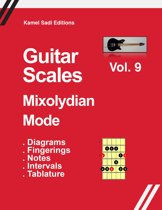 Guitar Scales Mixolydian Mode