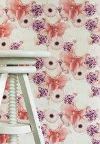 Wallpaper Queen bloemen