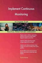 Implement Continuous Monitoring a Complete Guide