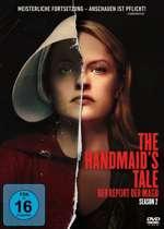 DVD cover van The Handmaids Tale - Season 2