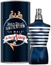 Jean Paul Gaultier Le Male In The Navy 125ml EDT Spray