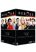 Heroes - De Complete Collectie (Seizoen 1 t/m 4)