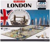4D City Puzzel - London (1100)