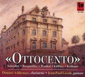 Ottocento - Unknown Clarinet & Guitar Pieces