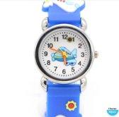 Jongens horloge- Blauw- 26.5 mm