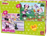 Disney 2in1 24/50pcs Minnie B.
