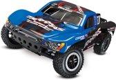 Traxxas Slash VXL 2WD TSM Blue Racing edition