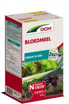 DCM  organische stikstof  bloedmeel 1,5kg