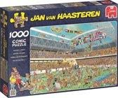 Jan van Haasteren Voetbal Waanzin! - Puzzel 1000 stukjes