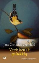Boek cover Vaak ben ik gelukkig van Jens Christian Grøndahl (Onbekend)