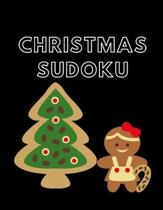 Christmas Sudoku: 100 Easy Puzzles In Large Print Holiday Themed