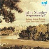Stanley Orgelkonzerte Op.10