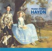 Symphonies 99, 101 & 104, Arr. Pete