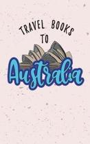 Travel Books to Australia