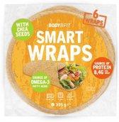 Body & Fit Smart Wraps - Minder Koolhydraten & Eiwitrijk - Smaak: Chia